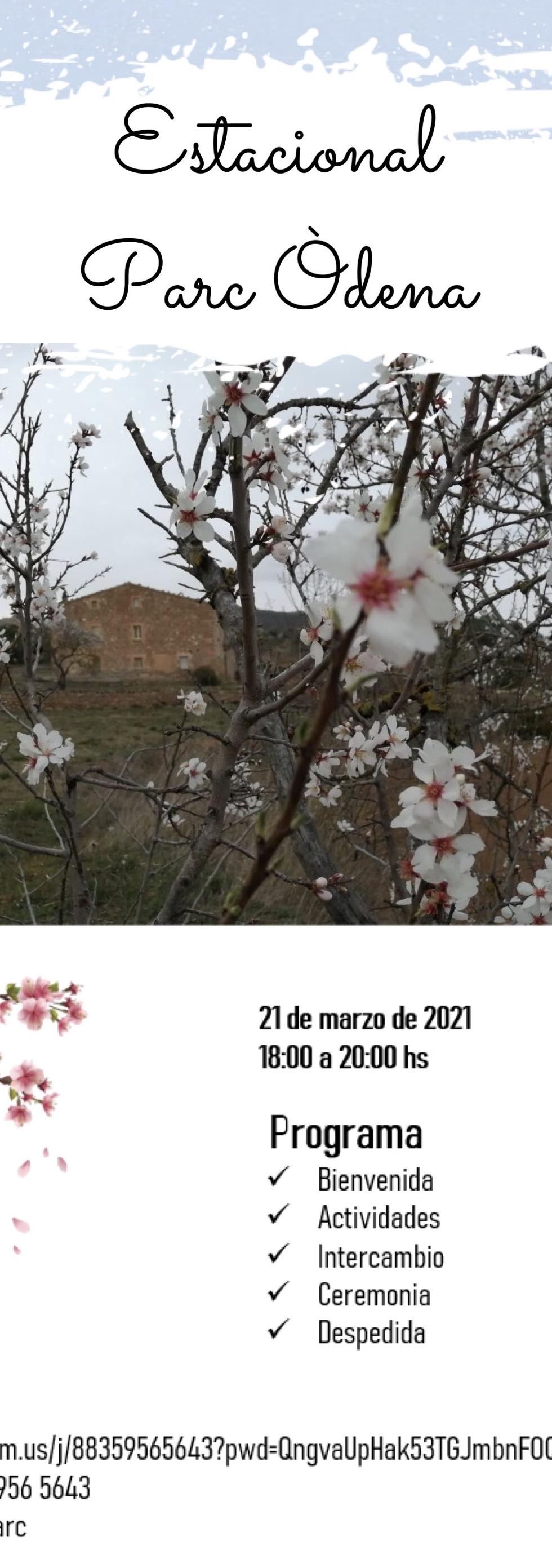 Trobada estacional març 2021